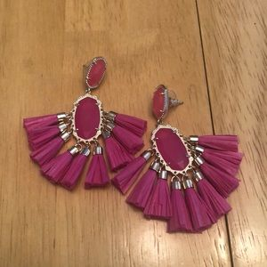 Kendra Scott statement earrings